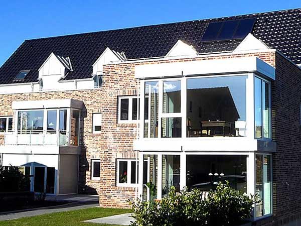 Mehrfamilienhaus bauen | Bauunternehmen